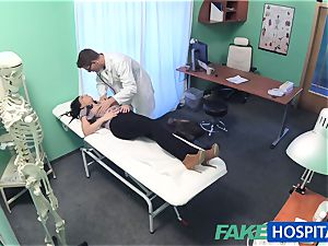 faux clinic steaming tat Patient cured with firm chisel