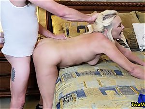 house soiree lovemaking with Ms Paris Rose and Melanie Hicks