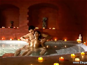 glamour couple loving In India Deeply gorgeous