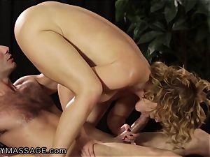 Krissy Lynn likes her fumbles Deep and rigid