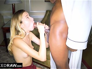 BLACKEDRAW NYC nubile tears up The fattest bbc in The World