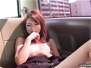 japanese cuttie pie getting her snatch fucktoy romped