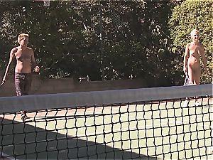 spectacular racket Part three