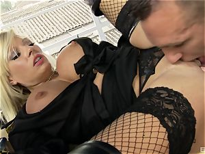 Michelle Thorne got into law to be jaw-dropping