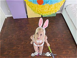 Piper Perri and Preston have Easter fuckfest