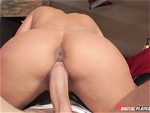 youthful stud Danny Dee smashes his ex-girlfriend's busty mother Phoenix Marie