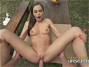Tina Kay Is Your private mega-bitch
