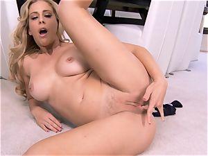 astounding cougar Cherie Deville showcases exactly what she enjoys