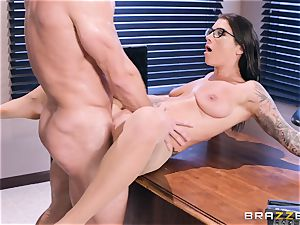 Felicity Feline banged deep in her pussyhole