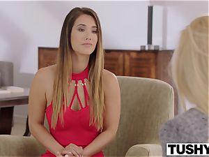 TUSHY Eva Lovia ass-fuck video part 4