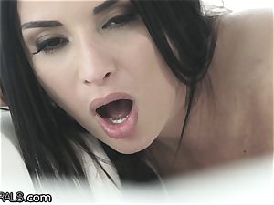 Anissa Kate's sphincter is protracted for More trouser snake