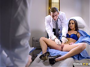 Amirah Adara pounded rigid by Danny D