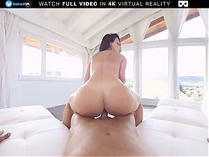 BaDoink VR Aletta Ocean Will Take Care Of You VR porno