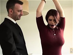 british subslut Lucia love rectally bashed raunchy