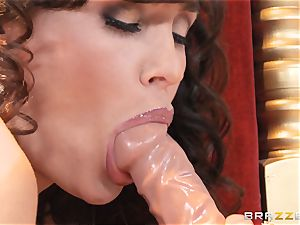 sugary mummy Lisa Ann is princess of special boinking