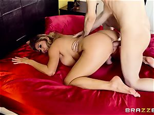 large funbags horny mom just wants messy romp with her stepson Jordi