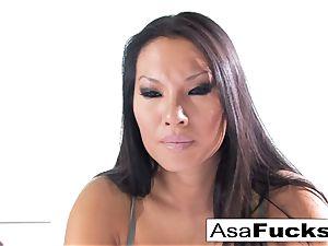 Asa's Zombie anal invasion internal cumshot