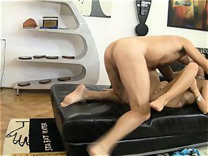 Rocco Siffredi spear banging Bettina DiCapri
