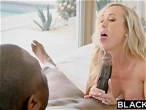 BLACKED Brandi love screws Her Step daughters bbc boyfriend When Shes Gone
