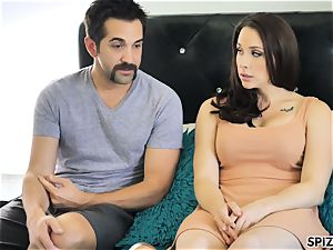 Spizoo - witness Chanel Preston deep-throating and romping