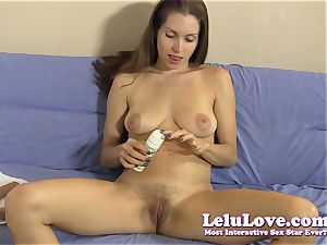 She unclothes down encourages u to stroke with fuck stick demo