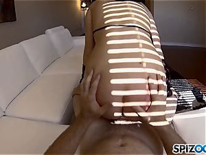 PornGoesPro - Maddy O'Reilly is penalized by a ginormous manmeat