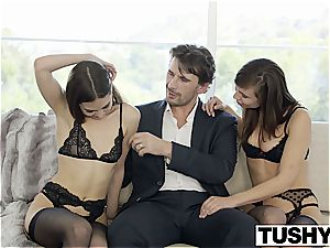 TUSHY Being Riley Chapter two