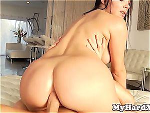 warm superstar Valentina Nappi ass fucking plumbing