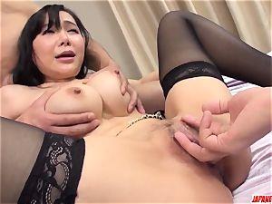 nude hard-core asian milf xxx by Miu Watanabe